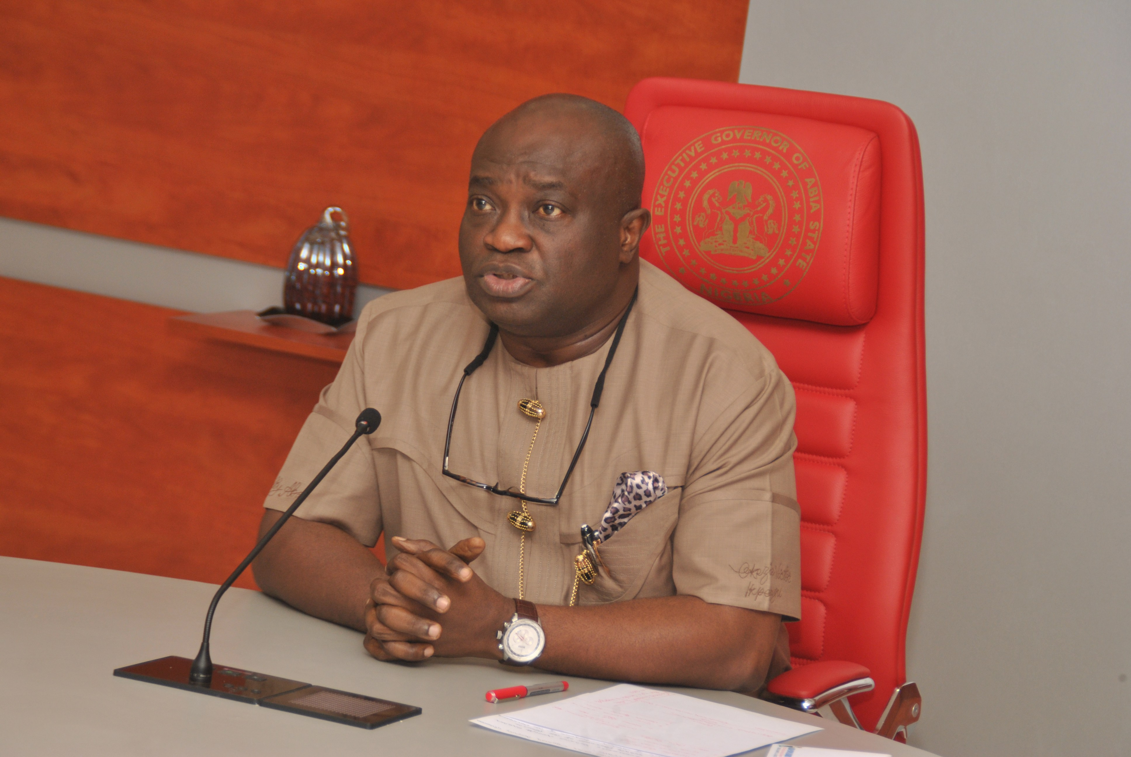 Ikpeazu calls for National Policy on 'Made in Nigeria Products'