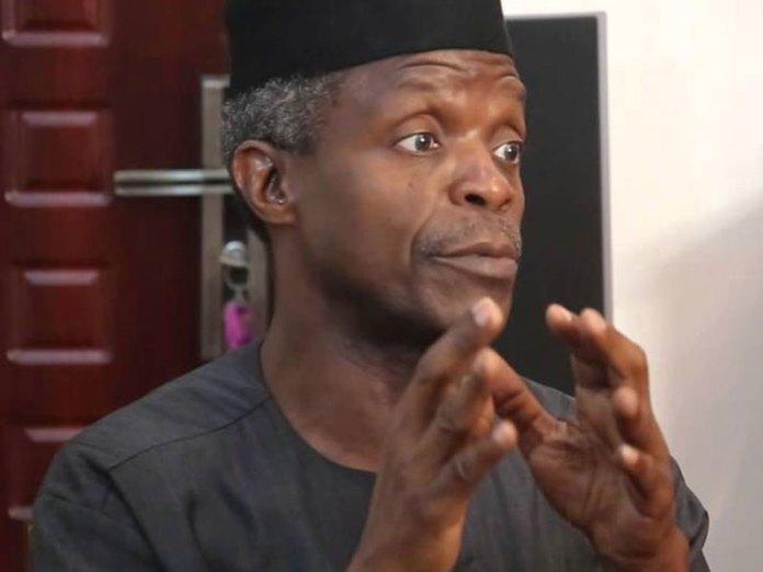 No cause for alarm over President Buhari's delayed return – Osinbajo