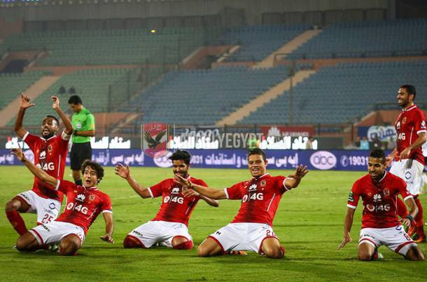 Al Ahly regain first place after defeating Al Nasr Lel Taa'Deen