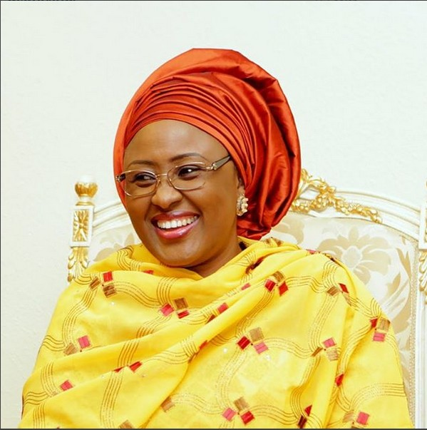 Lack of Financial Independence makes a woman stay in violence- Aisha Buhari