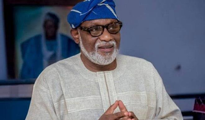 Ondo: Jegede no longer a factor – Akeredolu