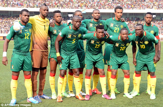 Cameroon eye home and away wins against Eagles