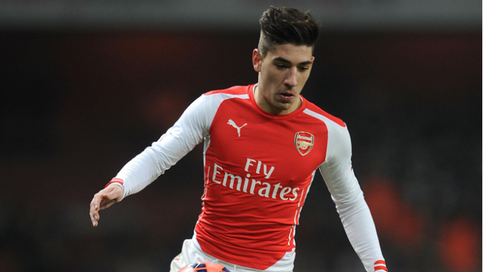 Arsenal's Bellerin out for four weeks with ankle injury