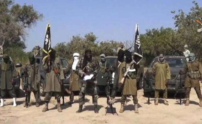 Nigerian army kills eight terrorists in foiled suicide attack