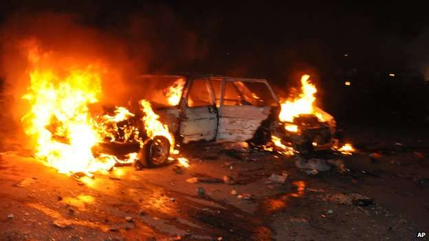 9 suicide bombers, 3 others killed in Maiduguri attacks