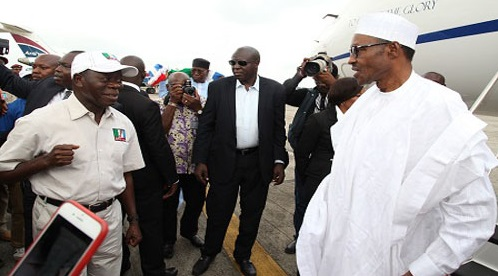 Buhari in Edo on two-day working visit
