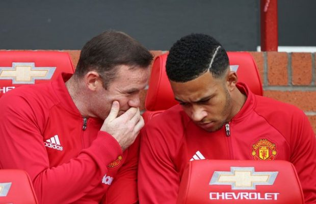 Memphis Depay asked to leave Manchester United