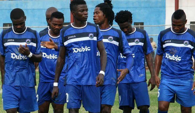 Enyimba axe eight players ahead of new season