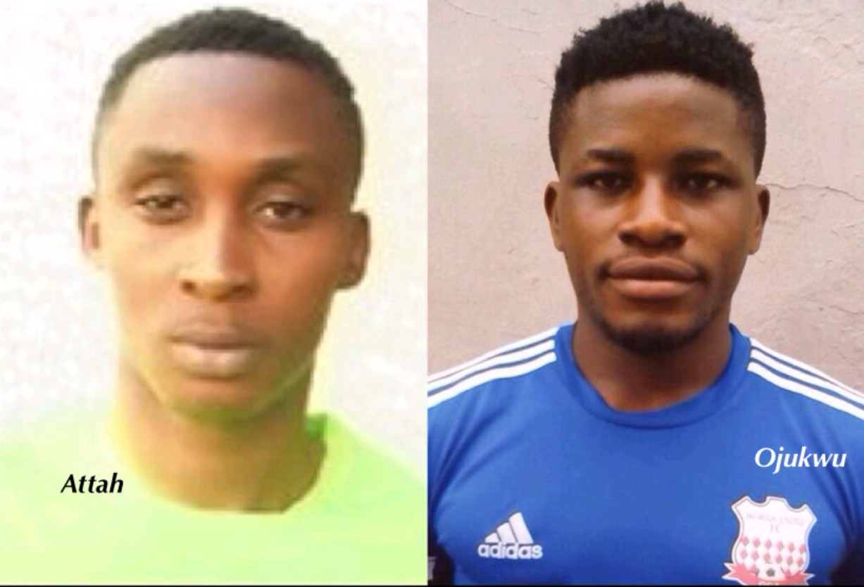 Enyimba sign Attah, Ojukwu from Westerlo academy