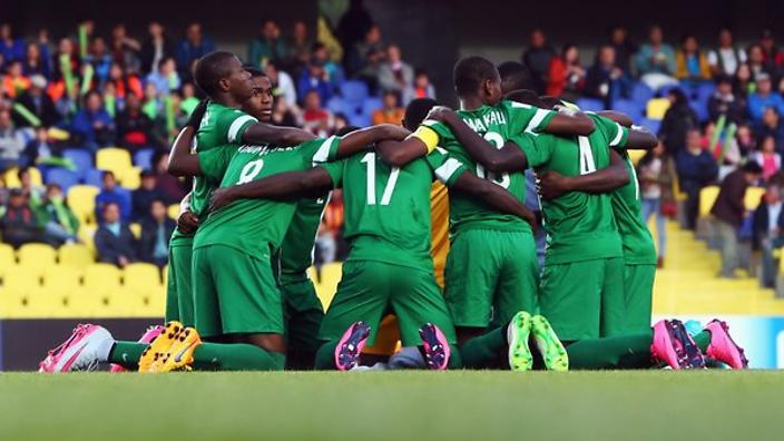 Nigeria's Golden Eaglets lose to Iran