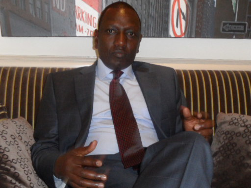 Kenya's Deputy President visits FCT Minister