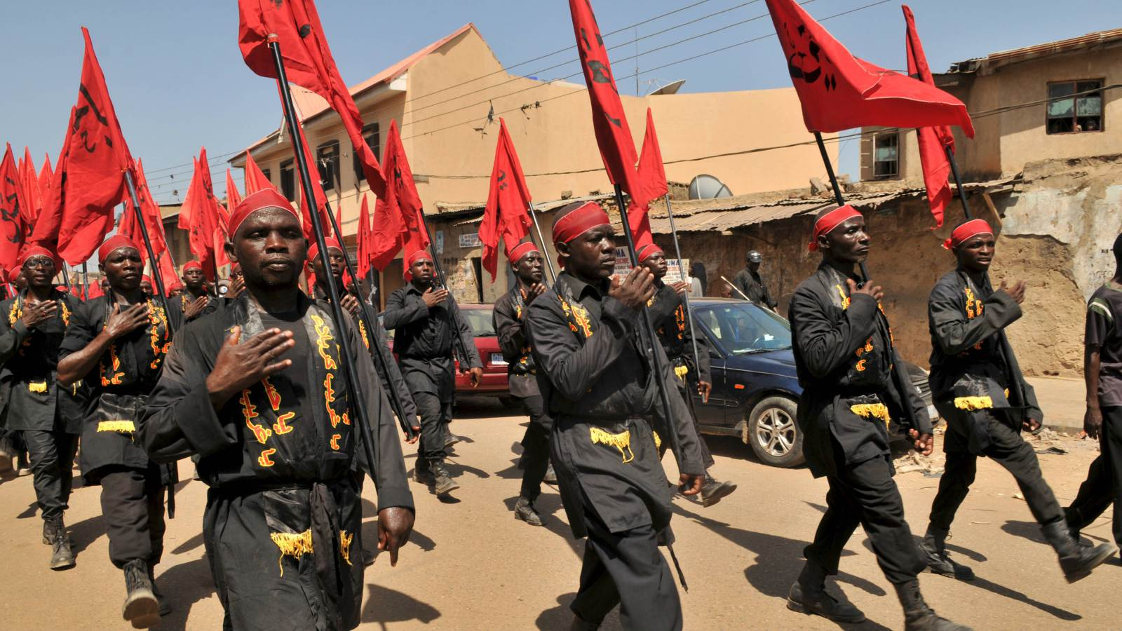 Nine dead as Police clash with Shi'ites in Kano