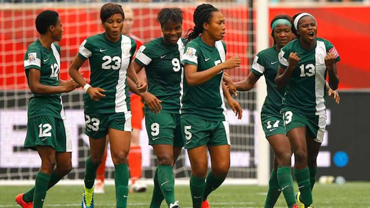 Super Falcons begin title defence against Mali