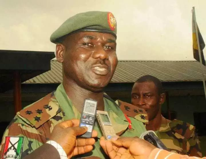 End Boko Haram war before 2017 :  Buratai  charges troops