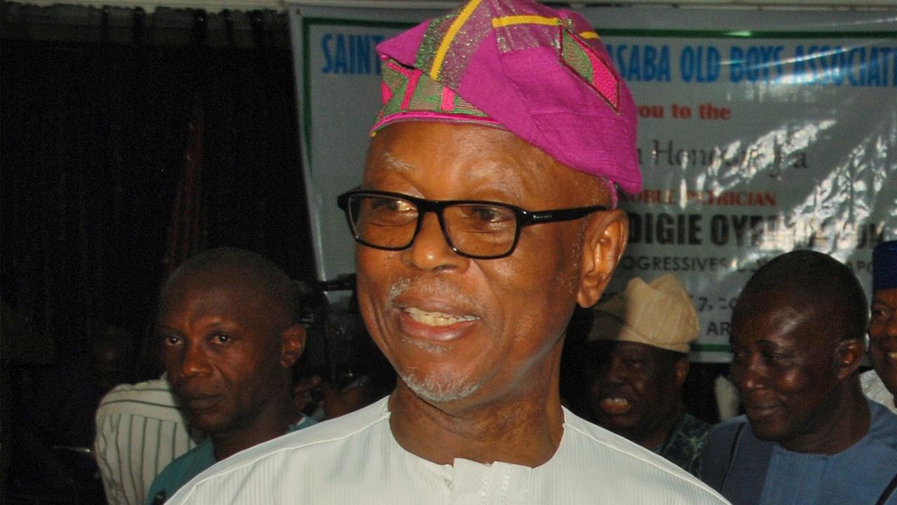 APC not afraid of mega-party, says Odigie-Oyegun