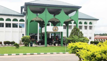 Abia Assembly elects two speakers within 24 hrs
