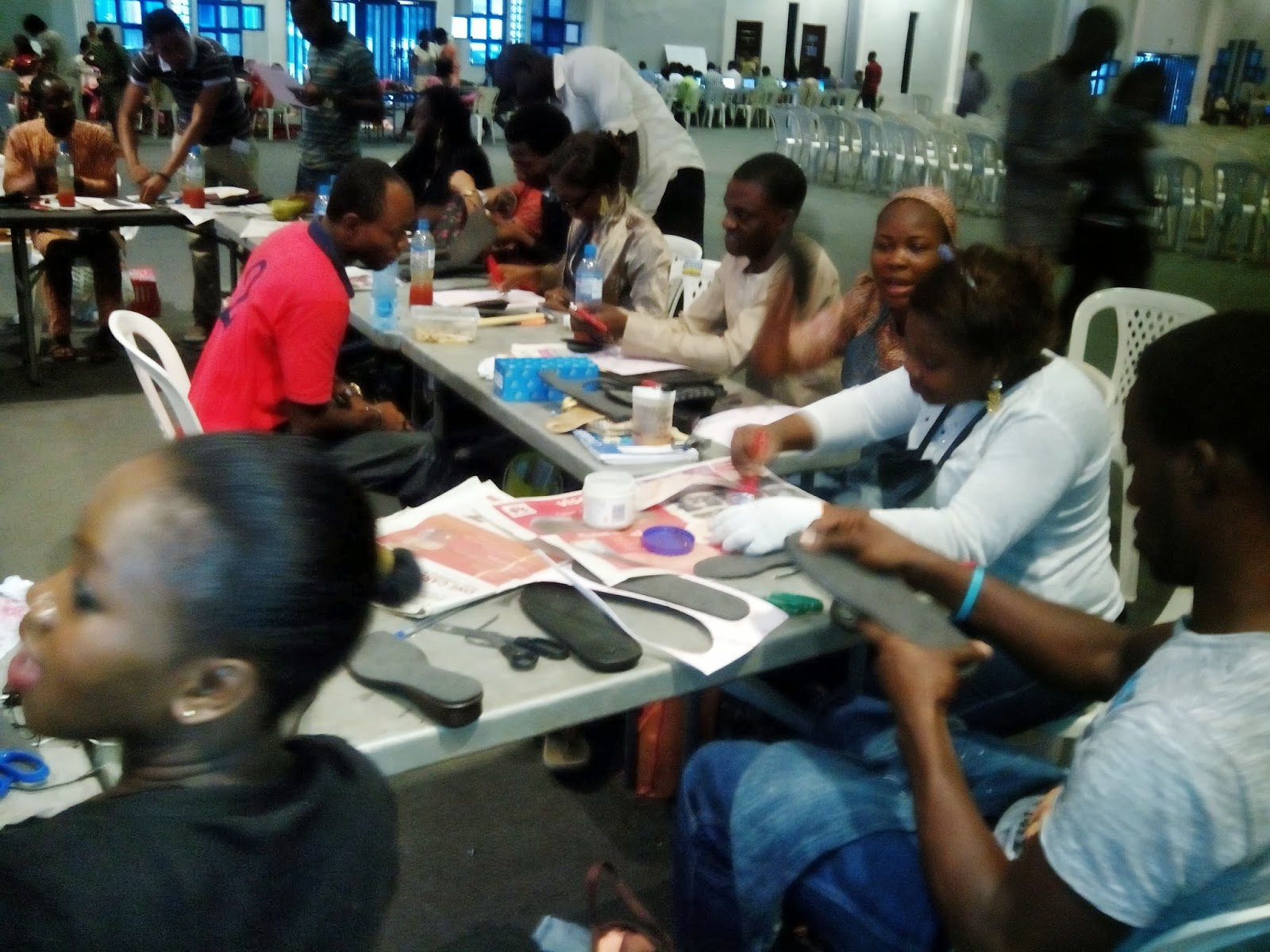 300 youths complete skills acquisition programme in Agege