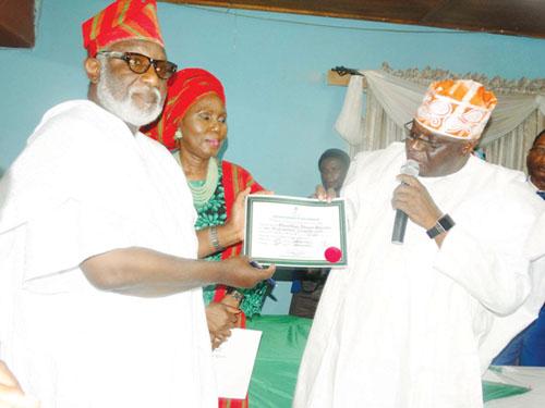 APC women task Akeredolu on good rep