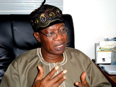 FG fighting corruption with clear strategy – Lai Mohammed