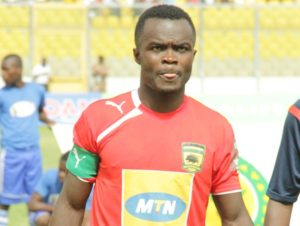Kotoko defender Frimipong confirms talks with Enyimba