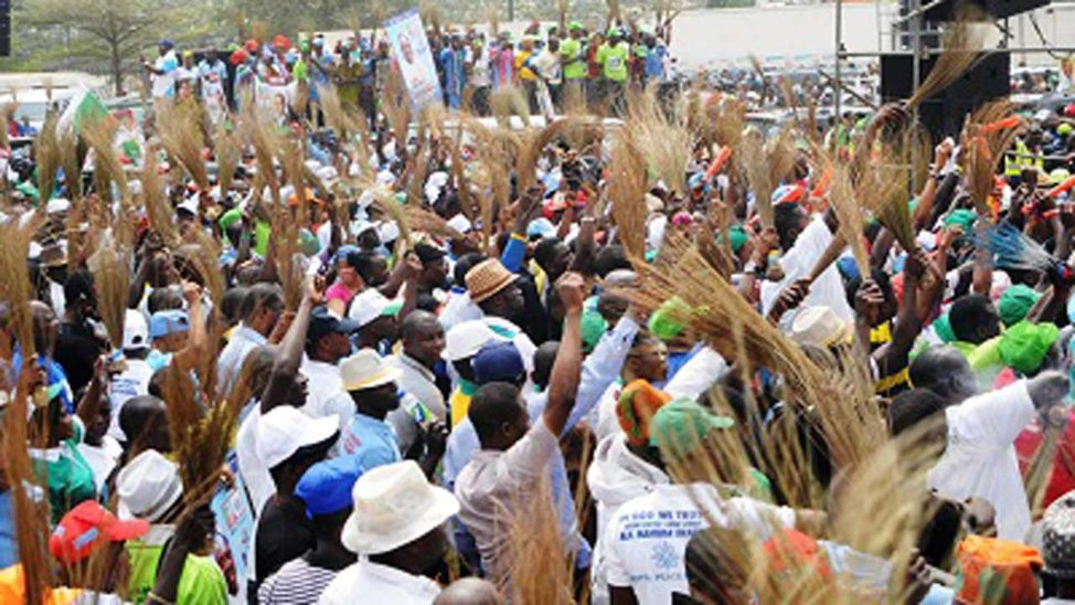 APC Holds Primaries For LG Elections In Lagos