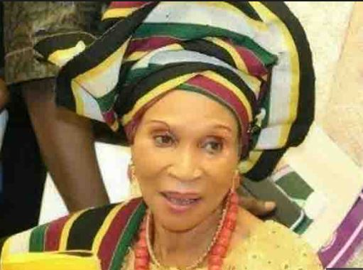 Bola Kuforiji-Olubi, first female president of ICAN, pronounced dead