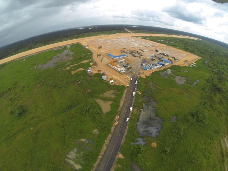 Dickson tasks FG on Bayelsa Cargo Airport