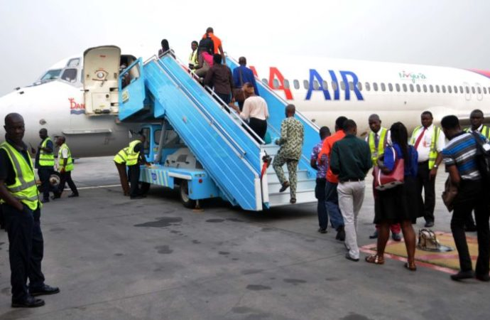 Dana Air debunks rumours of another crash