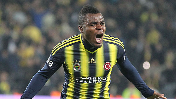 Emenike may return to Spartak Moscow