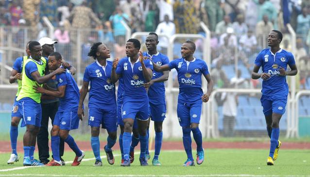 NPFL : Enyimba edge FC Ifeanyiubah in oriental derby