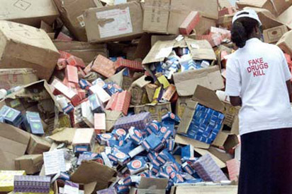 Stakeholders brainstorm on how to tackle circulation of fake drugs