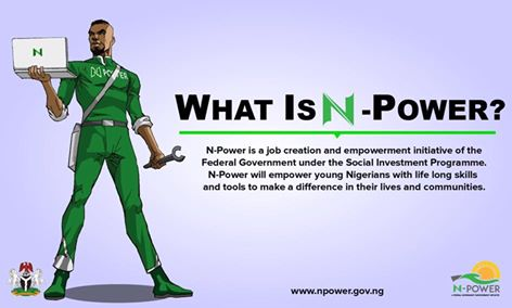 FG receive list of verified graduates for N-POWER