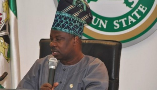 Governor Amosun urges Corps members to be good ambassadors