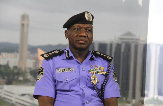 Police boss orders raids on criminal's hideouts nationwide