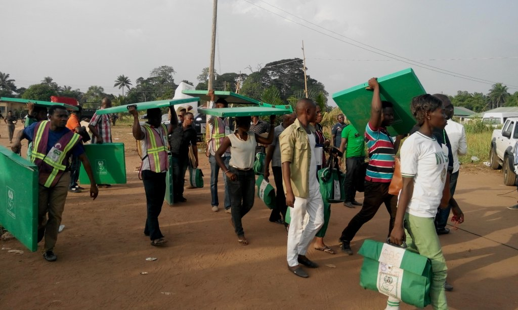 INEC to deploy 10,294 staff for Rivers rerun