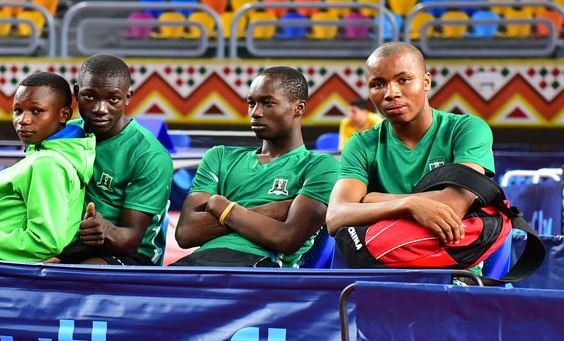 Nigerian players target title at ITTF tourney