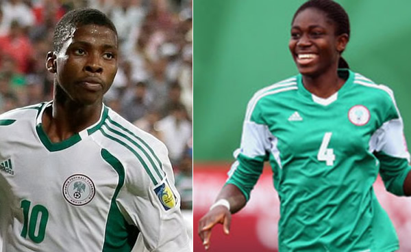 Oshoala, Iheanacho, others nominated for CAF Awards