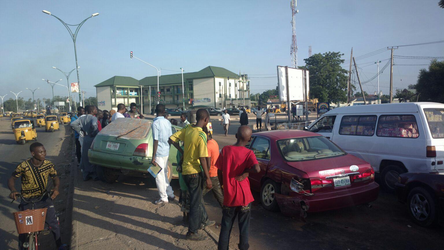 Bomb scare: Motorists abandon busy Jimeta-Yola road
