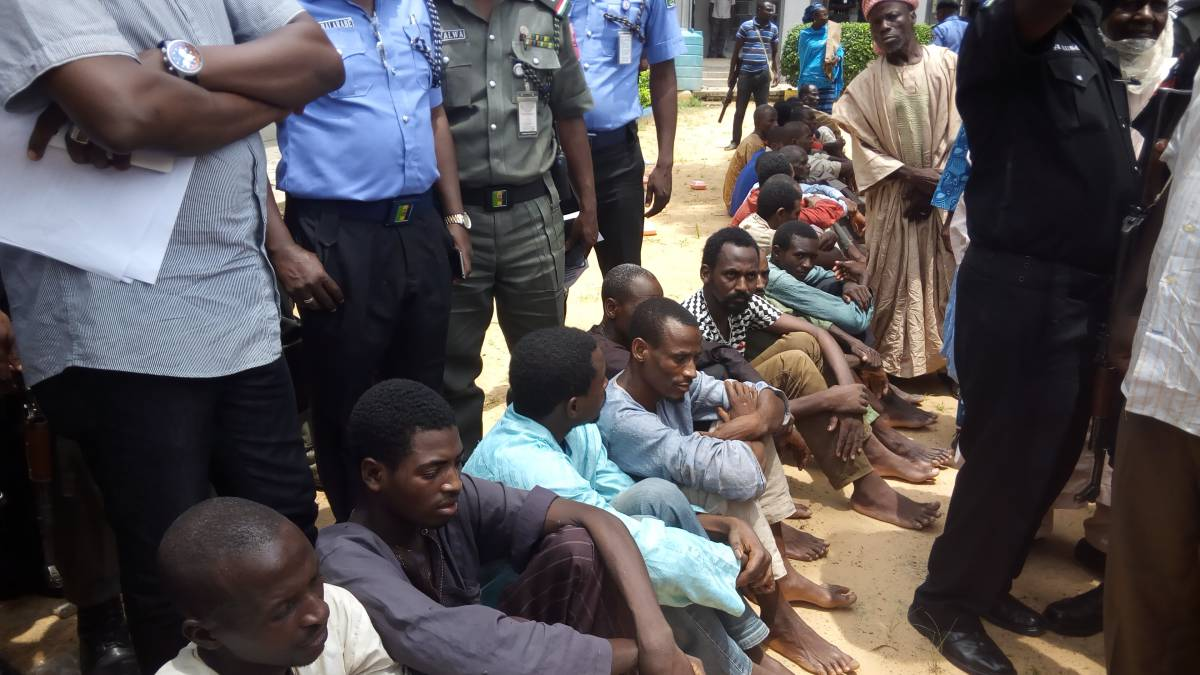 Crime Watch: Kano Police Command arrests 1027 suspects in 2016