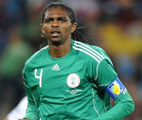 Ex-Eagles skipper, Kanu listed among world's 50 legends