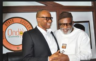 Akeredolu meets Mimiko over transition programmes