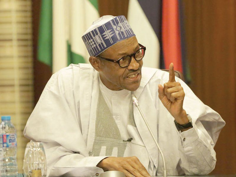 No longer business as usual in Nigeria – Buhari