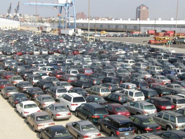 FG bans importation of vehicles through land borders