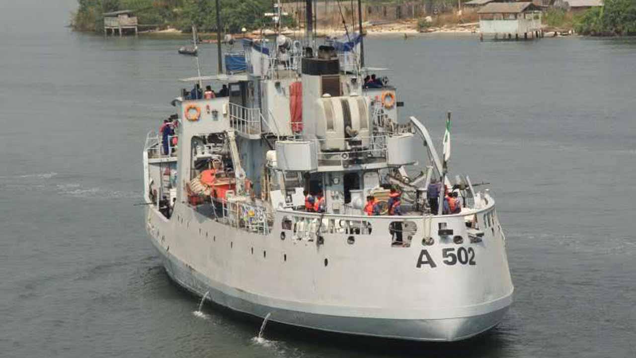 Nigerian Navy lauds achievements in Niger Delta