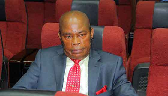 Justice Ngwuta's trial stalled as Counsel seeks more time