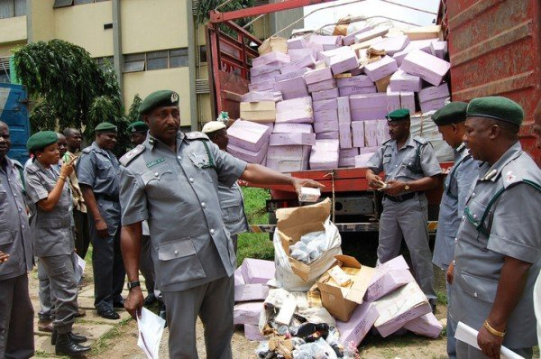 Ogun Customs command generates N5.7b in 11 months