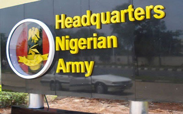 Nigerian Army trains officers in Lagos