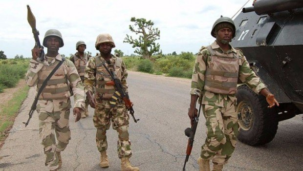 Two suicide bombers killed as Army foils attack in Borno