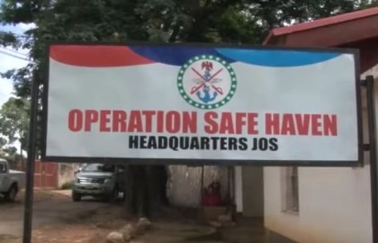 'Operation Safe Heaven Plateau' honours Journalists