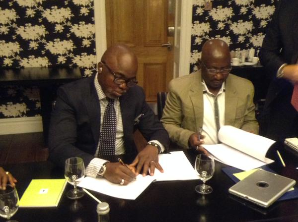 Nigeria, Nike set for extended deal
